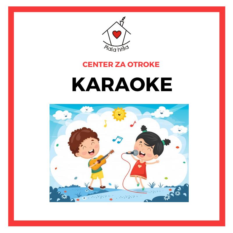 Karaoke (družabna aktivnost za osnovnošolce)