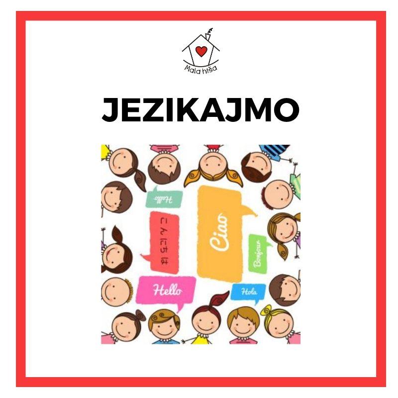 Jezikajmo (delavnica za otroke)