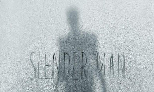 SLENDER MAN (grozljivka)