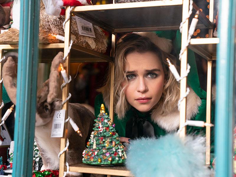 Ženski večer: LAST CHRISTMAS (romantična komedija)