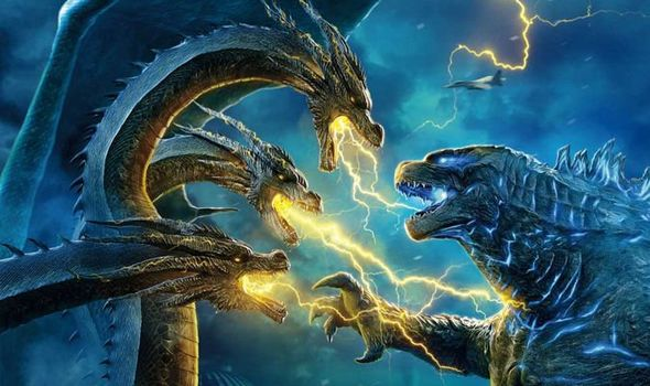 GODZILA 2: KRALJ POŠASTI (akcijska ZF)