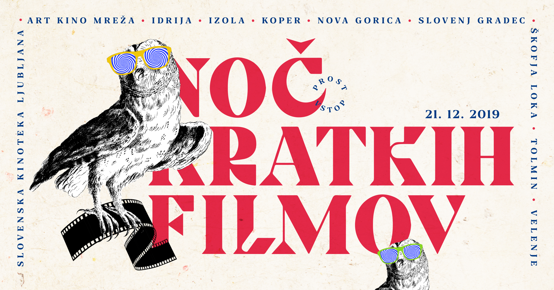 NOČ KRATKIH FILMOV 2019 (za odrasle)