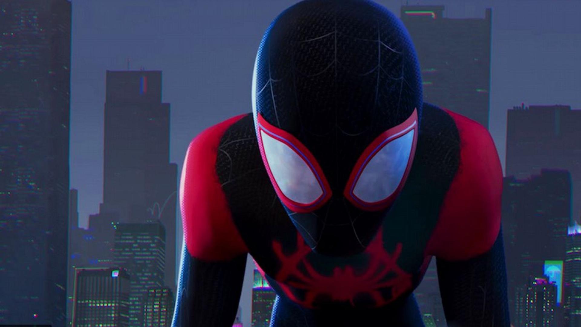 Kino po šoli: SPIDERMAN: NOVI SVET (sinhronizirana animirana pustolovščina)