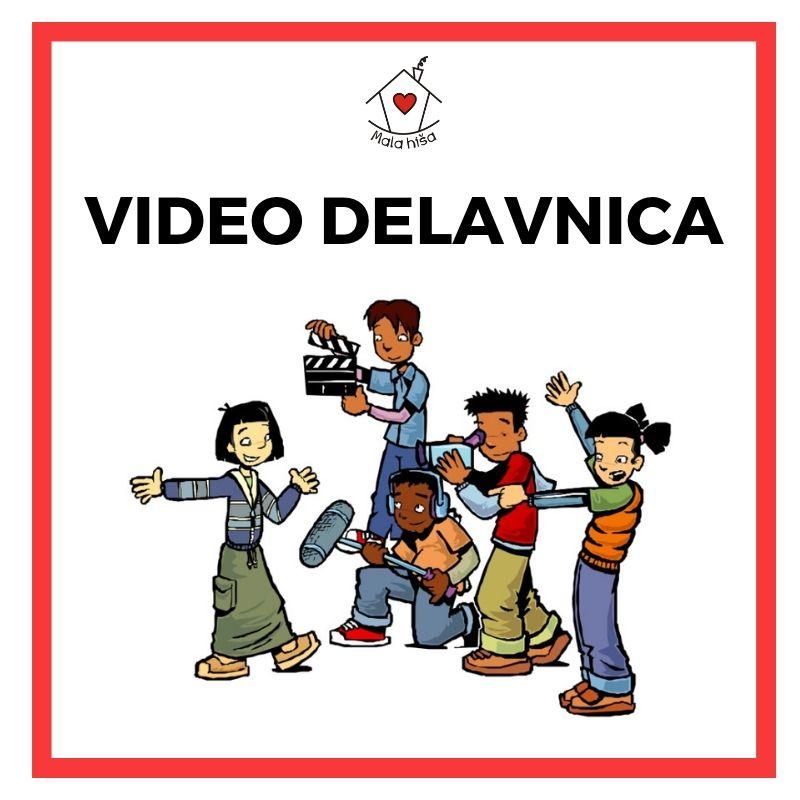 Video delavnica za osnovnošolce