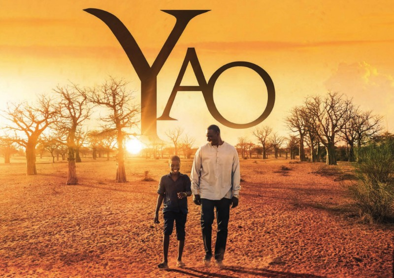 Kino pod brezami: YAO (komična drama)