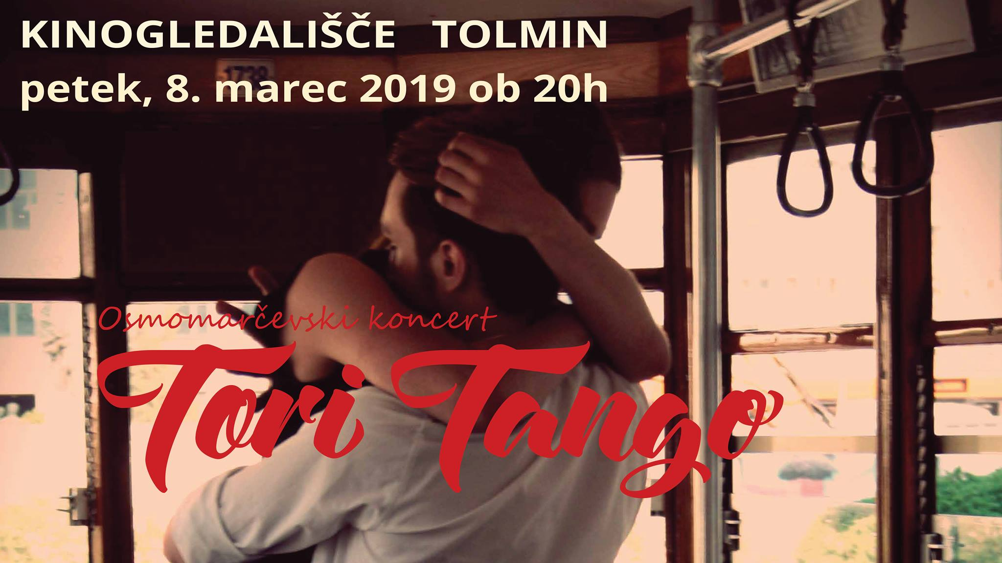 TORI TANGO (osmomarčevski koncert)