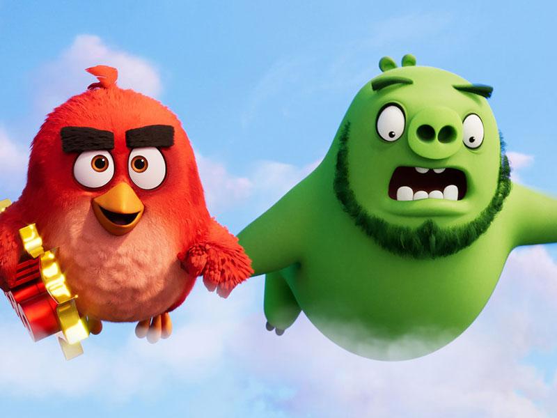 ANGRY BIRDS 2 3D (sinhronizirana risanka)