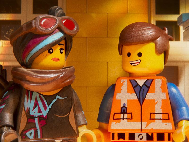 LEGO FILM 2 (risanka, podnapisi)
