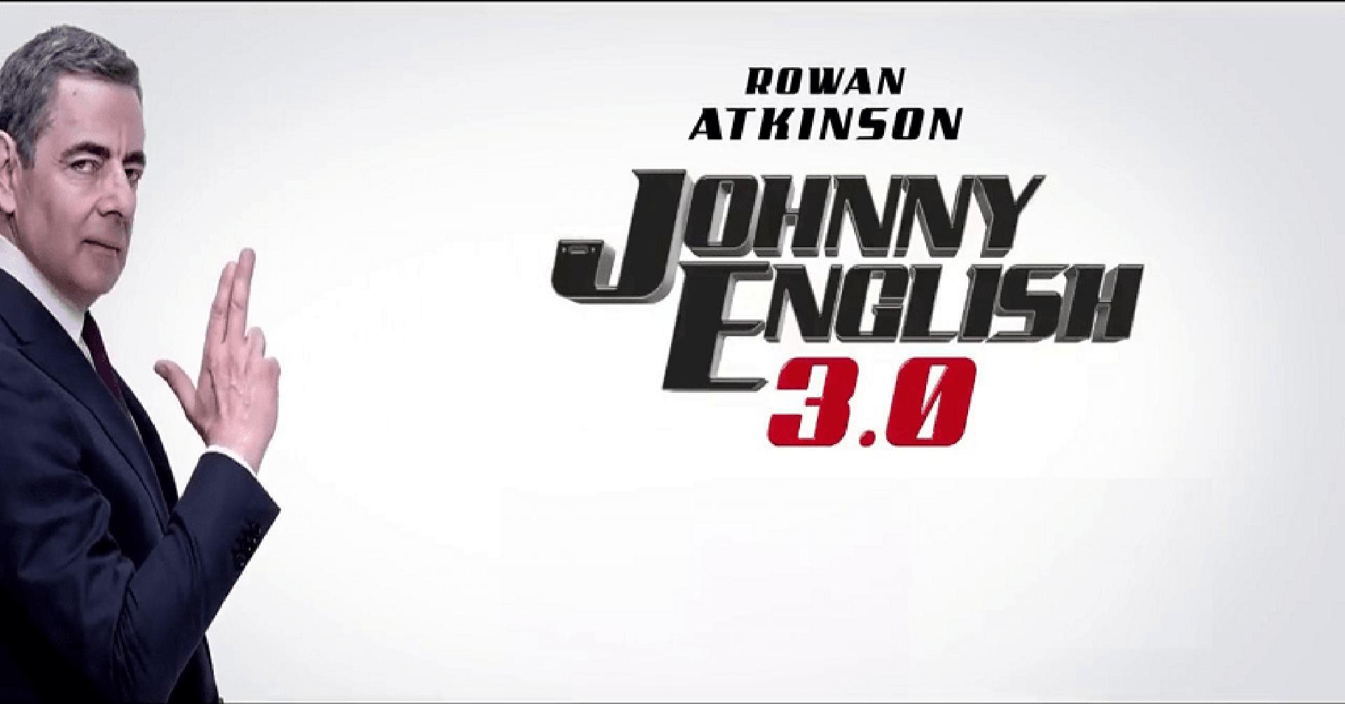 JOHNNY ENGLISH SPET V AKCIJI (akcijska komedija)