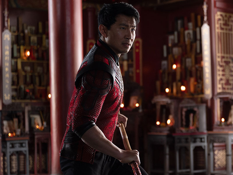Shang Chi in legenda o desetih prstanih (ZF akcija)