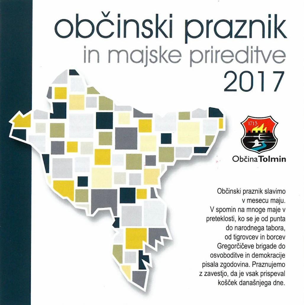 2017 praznik občine - platnica