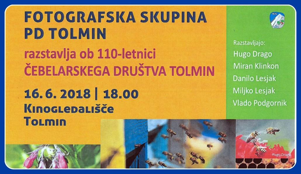 2018-06 foto razstava ČD tolmin TV