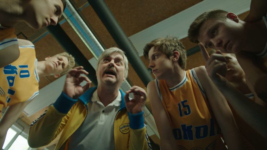 Košarkar naj bo
